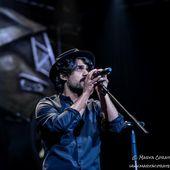 25 marzo 2017 - PalaLottomatica - Roma - Mannarino in concerto