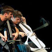 30 maggio 2014 - Teatro Politeama Rossetti - Trieste - 2 Cellos in concerto