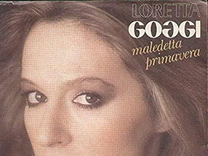 """Loretta Goggi, la storia di """"Maledetta primavera"""""""