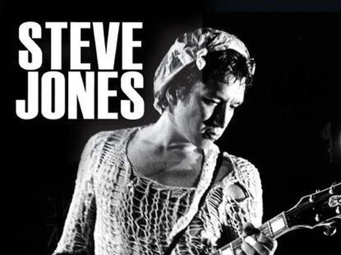 "Steve Jones rivela: ""Ho avuto un infarto"""