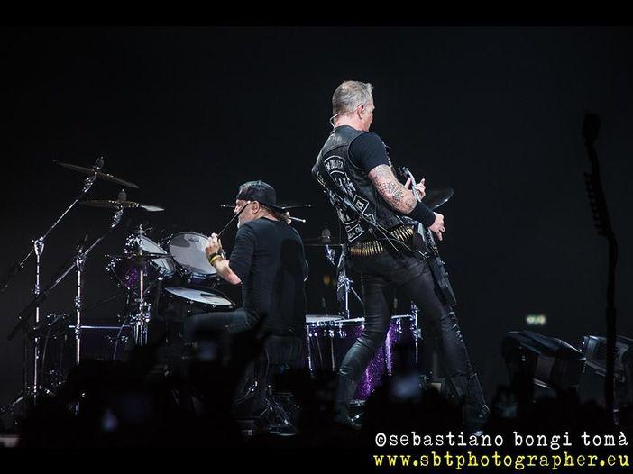Metallica, guarda il loro omaggio a Lynyrd Skynyrd e Black Sabbath