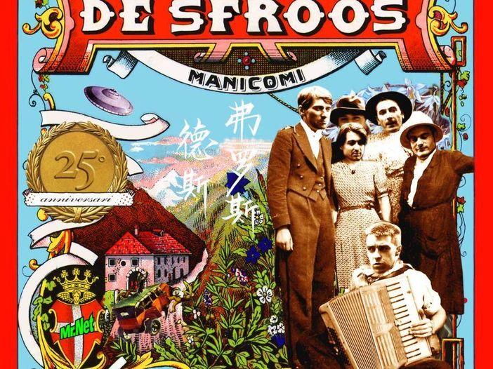 """I De Sfroos tornano insieme dopo 25 anni e ripubblicano """"Manicomi"""""""