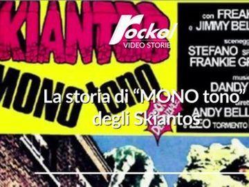 """Skiantos - La storia di """"MONO Tono"""" degli Skiantos"""