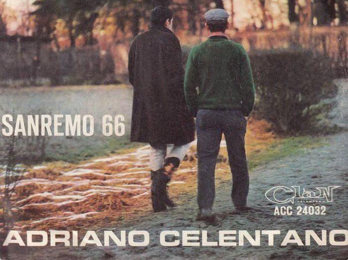 """Adriano Celentano, la storia di """"Il ragazzo della via Gluck"""""""