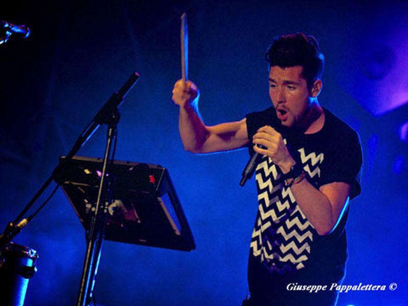 27 luglio 2014 - Castello - Udine - Bastille in concerto