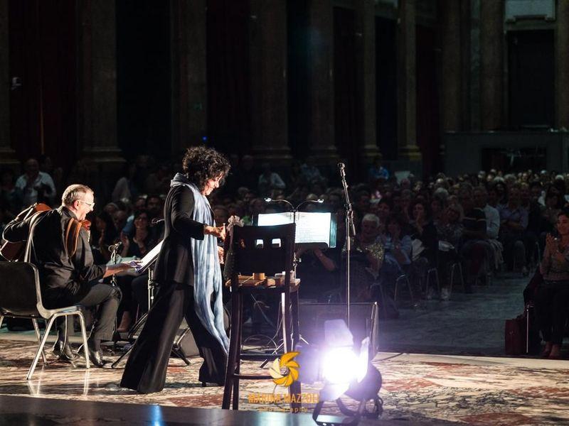 24 settembre 2019 - Palazzo Ducale - Genova - Antonella Ruggiero in concerto