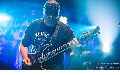26 gennaio 2017 - Live Club - Trezzo sull'Adda (Mi) - Suicidal Tendencies in concerto