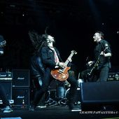 26 ottobre 2012 - PalaGeox - Padova - Ginger Wildheart in concerto