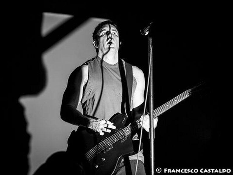 28 agosto 2013 - MediolanumForum - Assago (Mi) - Nine Inch Nails in concerto