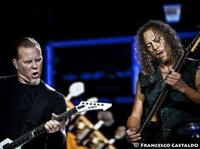 Quando i Metallica andarono in terapia per tenere insieme la band