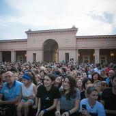 14 luglio 2019 - Labirinto della Masone - Fontanellato (Pr) - Marco Mengoni in concerto