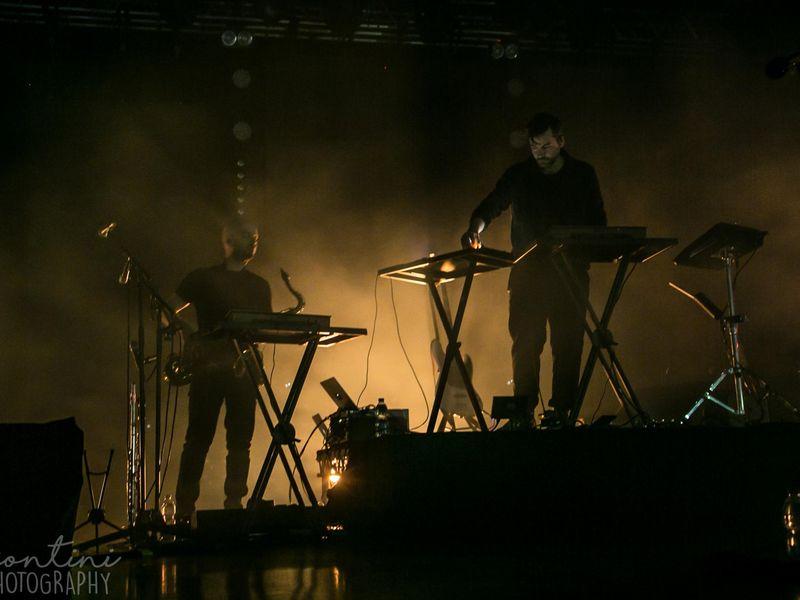 13 marzo 2017 - Fabrique - Milano - Bonobo in concerto