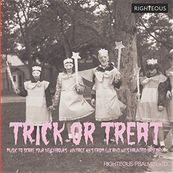 Various Artists - TRICK OR TREAT: MUSIC TO SCARE YOUR NEIGHBOURS