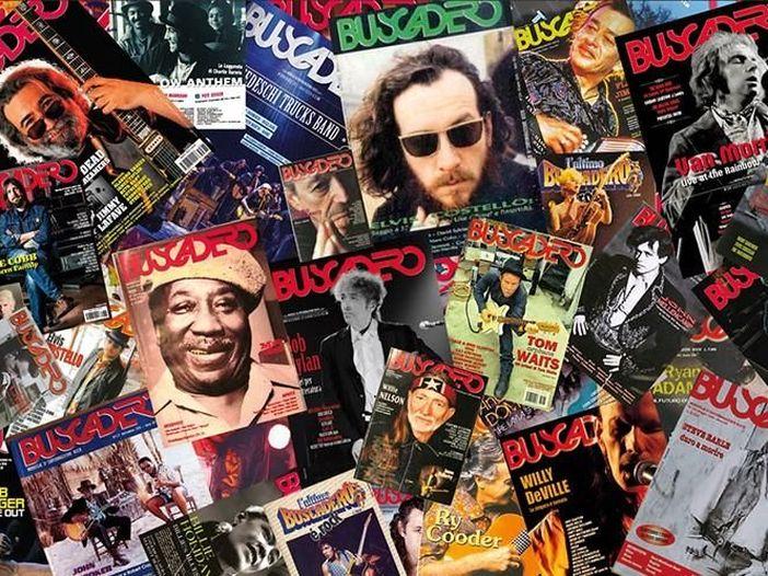 """Il """"Buscadero"""" compie 40 anni: la cover di """"Rimmel"""" di Jaime Michaels"""