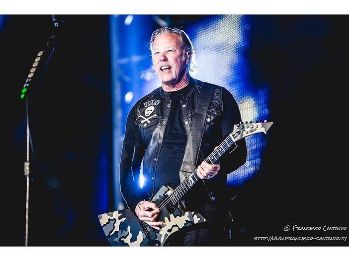 """Arrivano i """"MetallicaMondays"""": ogni settimana un concerto in streaming"""