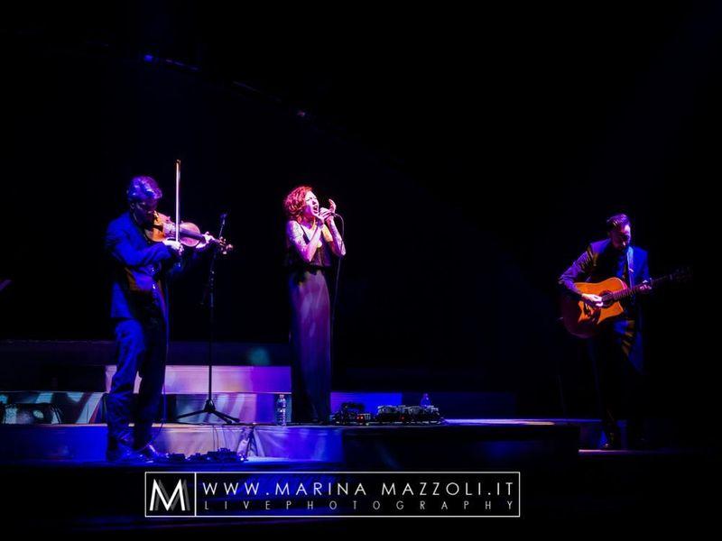 19 marzo 2017 - Teatro Politeama - Genova - Eva Pevarello in concerto