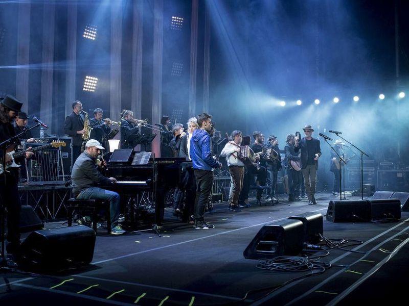 22 settembre 2015 - Arena - Verona - Francesco De Gregori in concerto