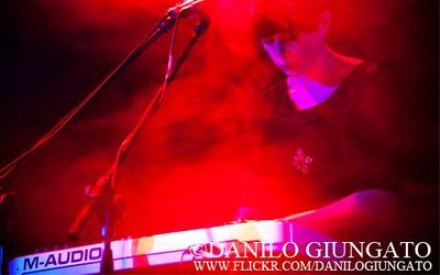 13 dicembre 2012 - Viper Theatre - Firenze - Piano Magic in concerto
