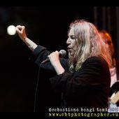 18 giugno 2015 - Parco delle Cascine - Firenze - Patti Smith in concerto