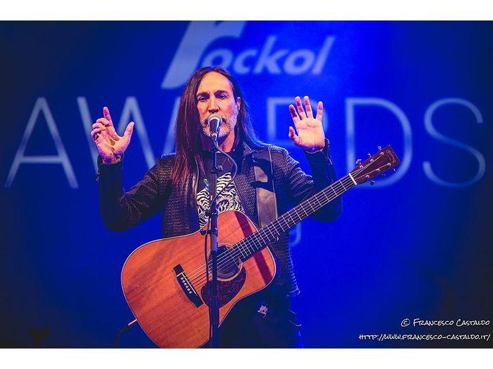 Rockol Awards 2019, guarda il concerto di Manuel Agnelli con Rodrigo D'Erasmo
