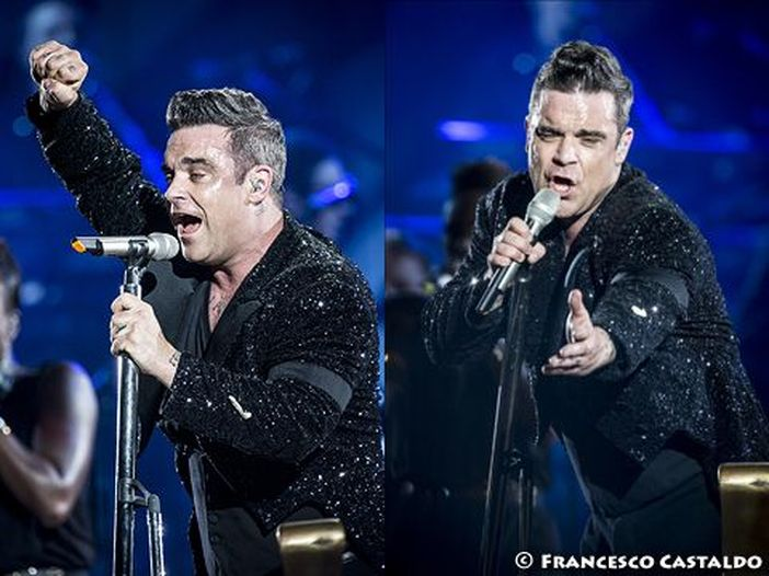 Mel B dice che è l'unica Spice Girls con la quale non è stato Robbie Williams