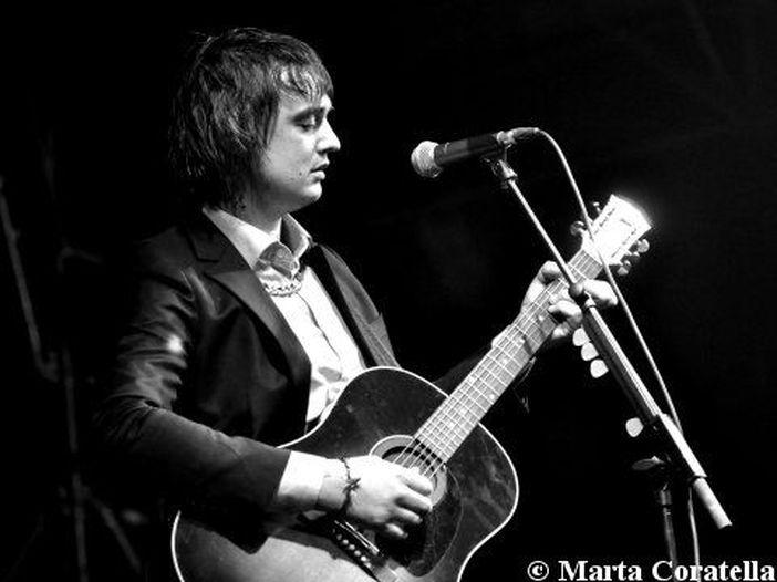 Pete Doherty al lavoro su un album solista 'segreto': 'Già 10 tracce pronte'
