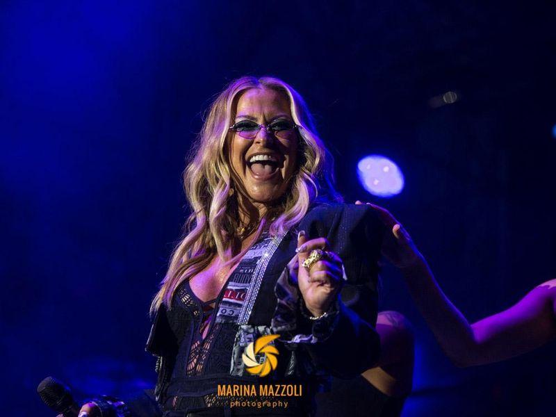 14 luglio 2018 - Arena del Mare - Genova - Anastacia in concerto
