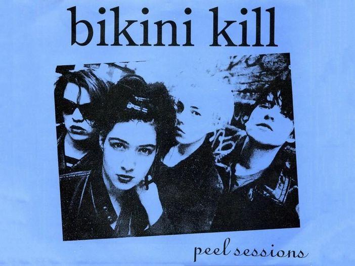 Il primo concerto delle Bikini Kill, dopo ventidue anni: guarda