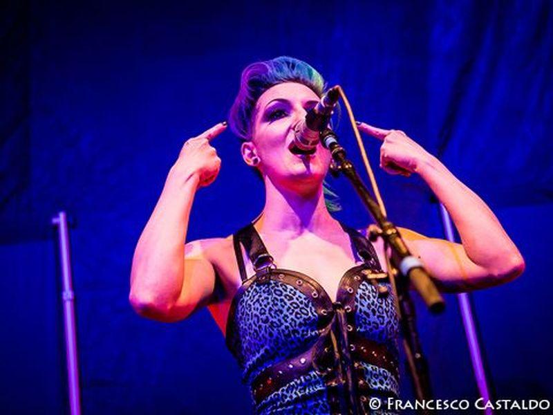 31 marzo 2015 - Alcatraz - Milano - Lounge Kitten in concerto