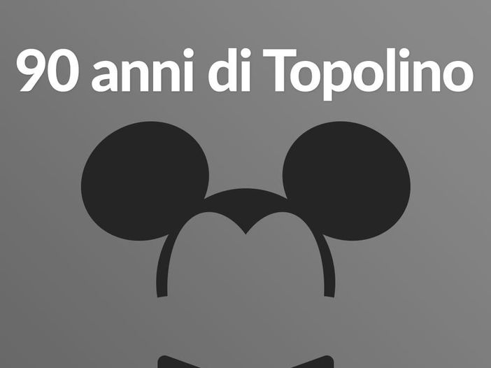 TIMMUSIC festeggia i 90 anni di Topolino con una playlist