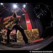 23 novembre 2013 - MediolanumForum - Assago (Mi) - Five Fingers Death Punch in concerto