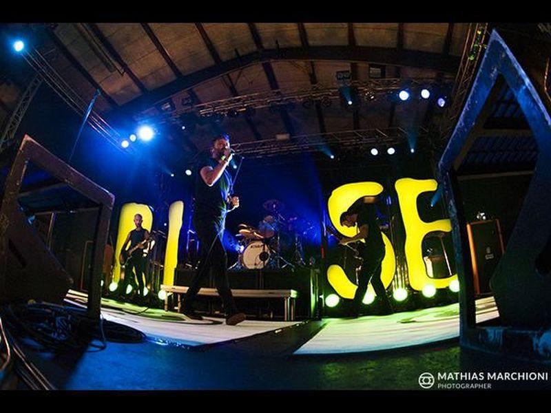 2 ottobre 2015 - Estragon - Bologna - Rise Against in concerto