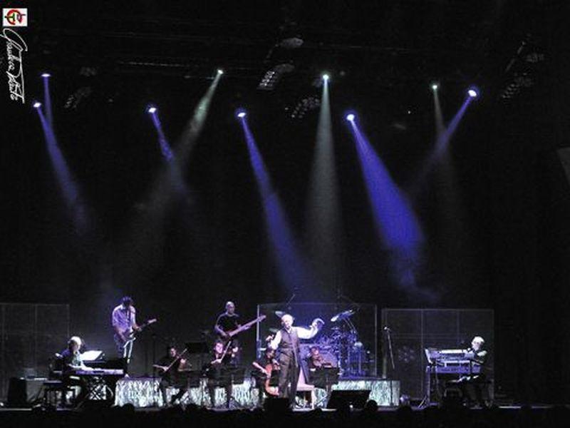 15 Settembre 2011 - PalaOlimpico - Torino - Franco Battiato in concerto