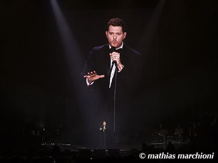 """Michael Bublé: """"Potrei ritirarmi dopo il nuovo disco"""""""