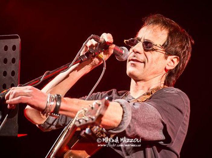 Massimo Priviero, esce l'album 'Rock & Poems vol. 2' - TRACKLIST / COPERTINA