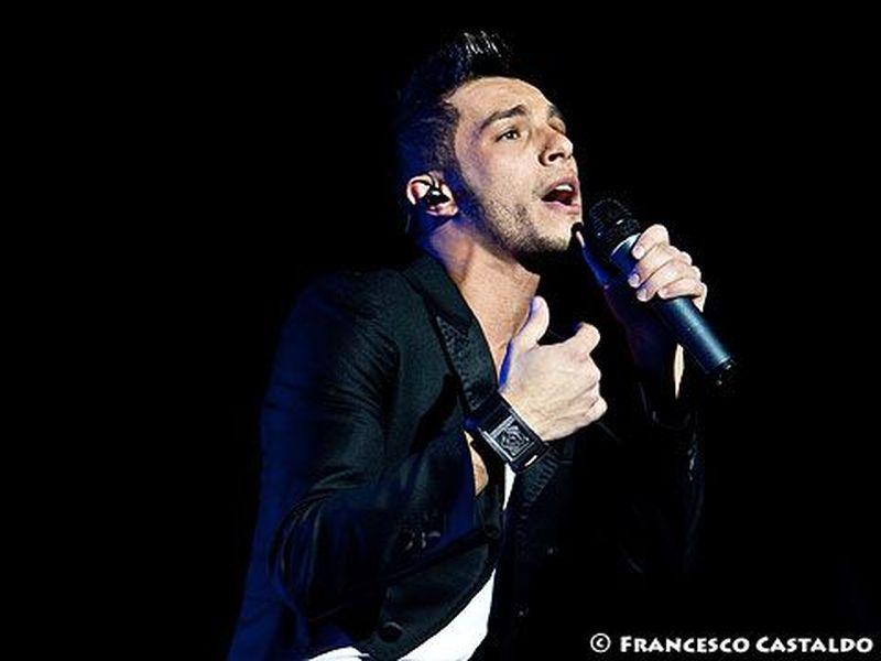 29 Novembre 2010 - Alcatraz - Milano - Marco Carta in concerto