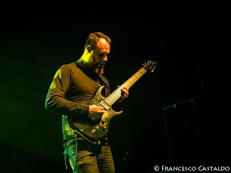 10 dicembre 2014 - Fabrique - Milano - Krokodil in concerto