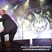 13 giugno 2012 - Rock in IdRho 2012 - Carroponte - Sesto San Giovanni (Mi) - Offspring in concerto