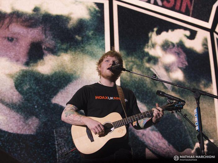 Ed Sheeran in Italia, individuata dalla Guardia di Finanza di Torino una centrale di secondary ticketing