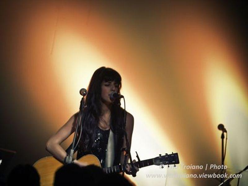 27 Settembre 2011 - Locomotiv Club - Bologna - Brooke Fraser in concerto