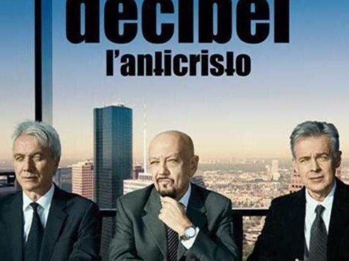 Enrico Ruggeri e i Decibel: il nuovo album in studio si intitola 'L'Anticristo' - COPERTINA
