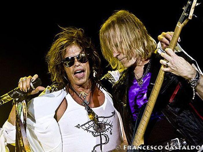 Concerti, Aerosmith: una data italiana a Milano il 25 giugno 2014