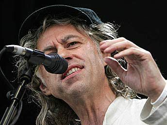 photogallery di Bob Geldof >