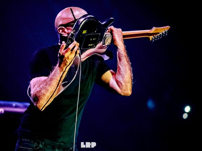 Joe Satriani: dopo 38 anni esce l'album d'esordio dei suoi Squares