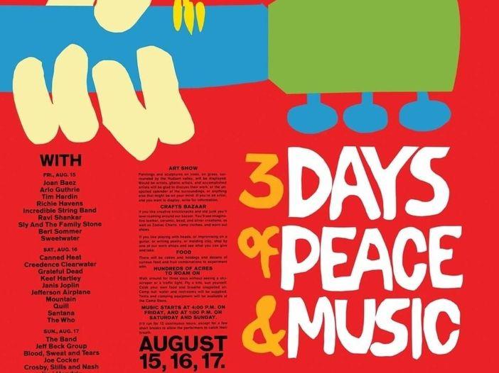 Woodstock 2019, la corsa agli alloggi per il cinquantennale: 'Centinaia di richieste da U.S.A., Canada ed Europa'