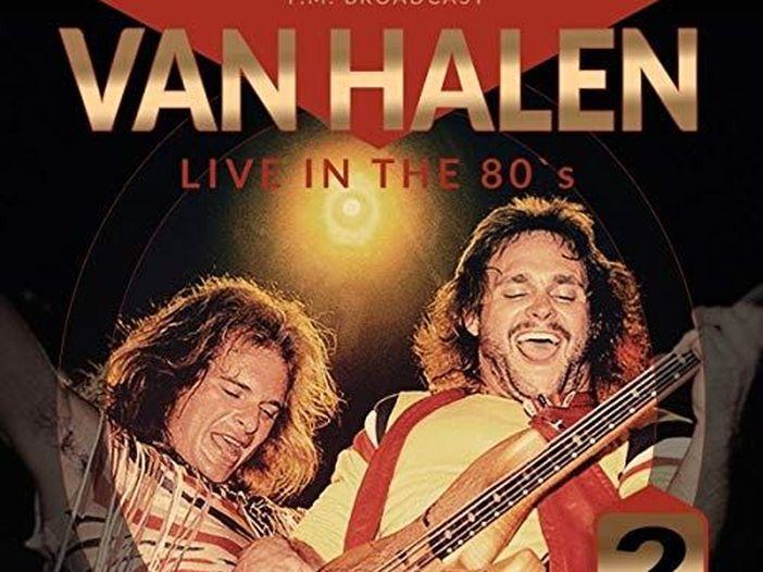 Van Halen: pubblicato un video inedito di un concerto del primo tour