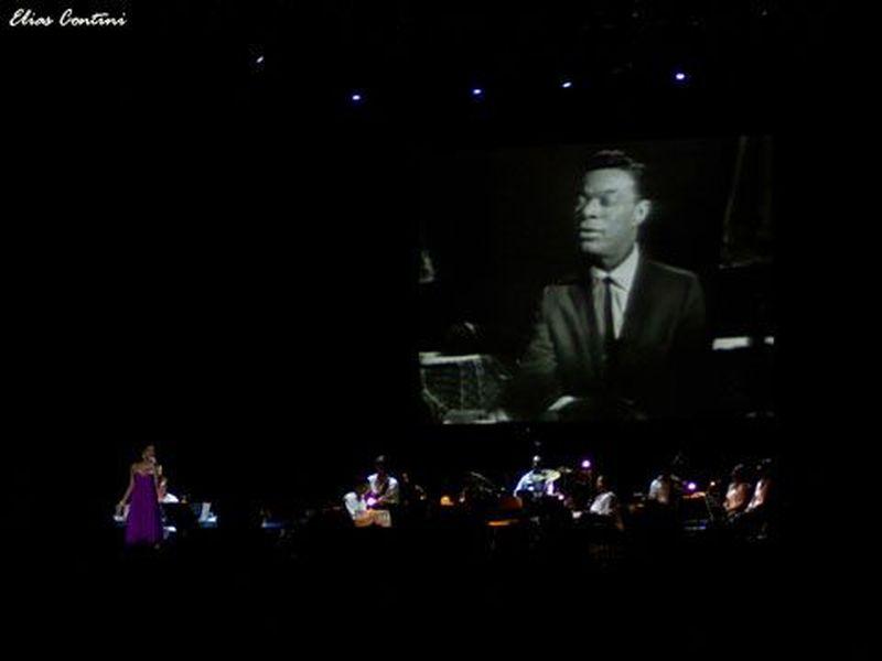 21 Luglio 2010 - Parco Ducale - Parma - Natalie Cole in concerto