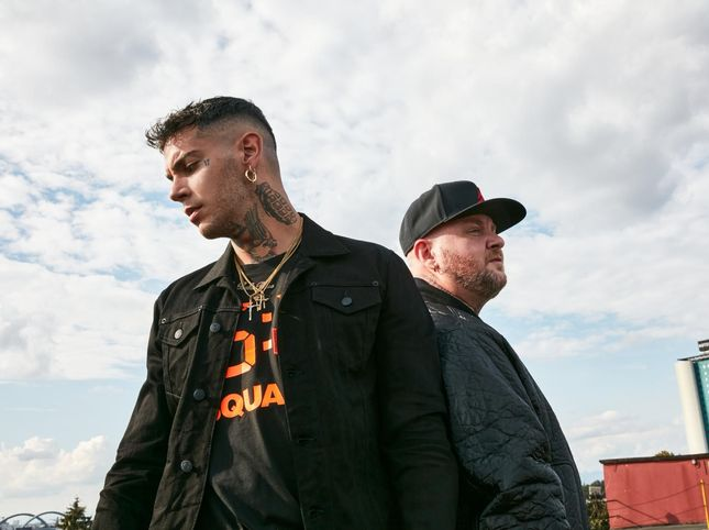 "Jake La Furia ed Emis Killa insieme in ""17"": ""Siamo come Method Man e Redman"". L'intervista."