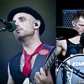 7 luglio 2012 - Heineken Jammin' Festival - Arena Concerti Fiera - Rho (Mi) - Parlotones in concerto