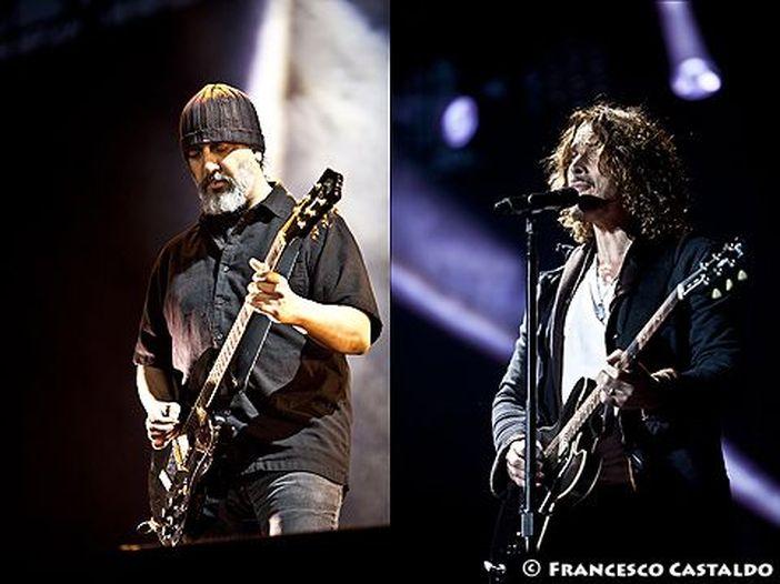 Soundgarden: il nuovo album nei negozi il 14 novembre